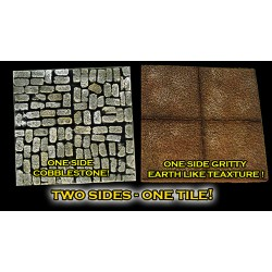 Stones Dungeon Tiles Master Builder set
