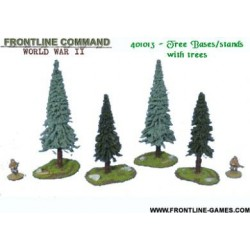 Tree Stands/bases with Tree