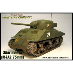 Sherman III (M4A2) 75mm Medium Tank
