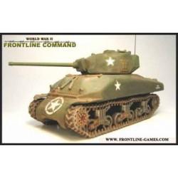 M4A1 Sherman (76mm) W 1/50th