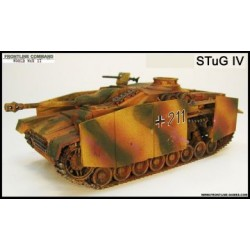 German Sturmgeschutz IV 1/50th