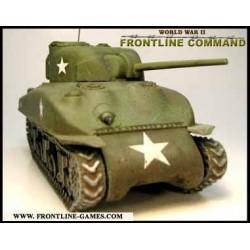 M4A1 (75mm) Sherman Tank 1/50th 28mm