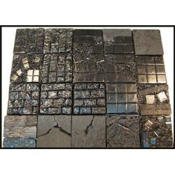STONES 20mm Square Miniature Bases