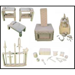 STONES - Barracks Room Accessories!