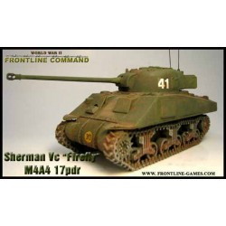 Sherman Vc (M4A4) 75mm Medium Tank