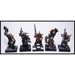 STONES The Dark Dwarves!
