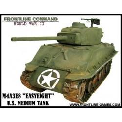 "M4A3E8 EASY EIGHT"" 1/50th"""