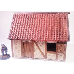 Half Timbered Village House 2