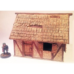 Half Timbered Village House 3