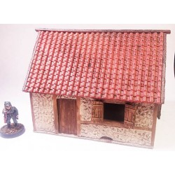 Half Timbered Village House 4