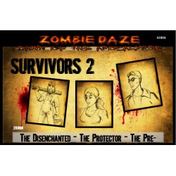 SURVIVORS 2 -  Zombie Daze Expansion Set