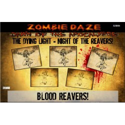 Blood Reavers - Zombie Daze Expansion Set
