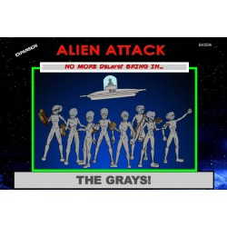 The Grays: Alien Attack Expansion