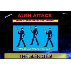 Slendies Alien Attack! Expansion