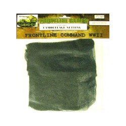 BATTLE E-FECTS Camouflage netting GREEN