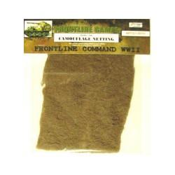 BATTLE E-FECTS Camouflage netting TAN