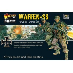 WARLORD GAMES Waffen SS Boxed set