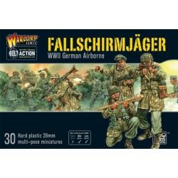 WARLORD GAMES Fallschirmjager Boxed set