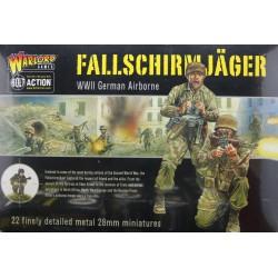 WARLORD GAMES Fallschirmjager METAL Boxed set
