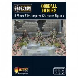 """WARLORD GAMES """"Oddball Heroes"""" boxed set"""