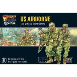 WARLORD GAMES US Airborne boxed set