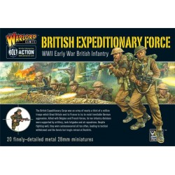 WARLORD GAMES British Expeditionary Force Boxed Set