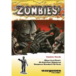 Wargames Factory - Zombie Horde Boxed Set