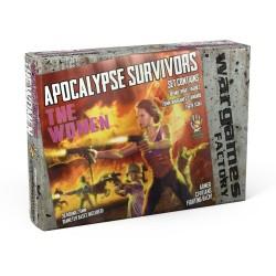 Wargames Factory - Apocalypse Survivors: The Women Boxed Set