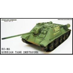 SU-85 Russian Tank Destroyer