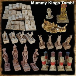 STONES ROOMS - MUMMY KINGS TOMB!