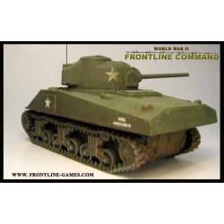 """M4 (75mm) Applied Armor"""" Sherman Tank """""""