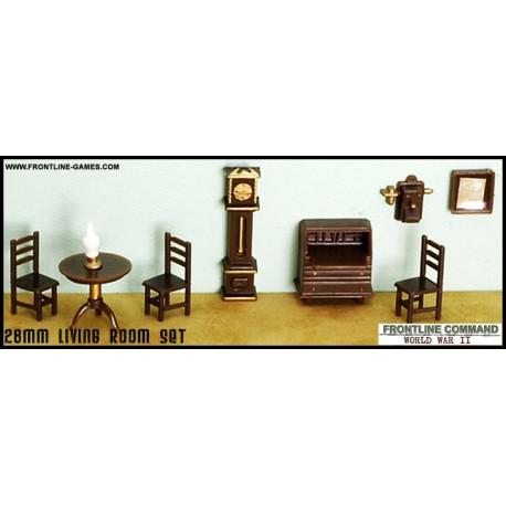 28mm Furniture   Living Room Set