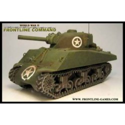 Sherman M4A3 105mm 1/50th