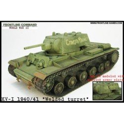 "KV-1 KLIMENT VOROSHILOV"" 1940/41 Russian Heavy Tank """