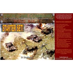 "Frontline Command WWII: Starter Battle"" Set"""
