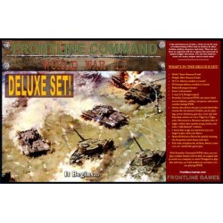 Frontline Command WWII: Deluxe Battle Set