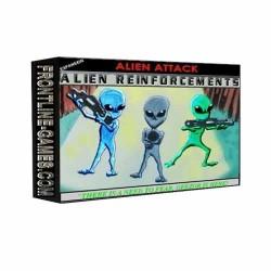 Alien Reinforcements: Alien Attack Expansion