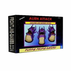 Purple People Eaters! Alien Attack Expansion