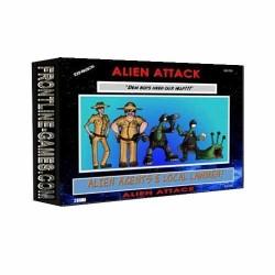 Alien Agents & Local Lawmen: Alien Attack Expansion