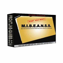 M.I.B.E.A.N.S.S. Alien Attack! Expansion