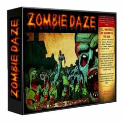 ZOMBIE DAZE Starter boxed set