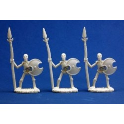 Skeletal Spearmen (Reaper Bones)