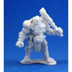 Ogre Chieftain (Reaper Bones)