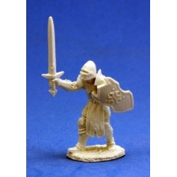 Male Human Warrior (Reaper Bones)