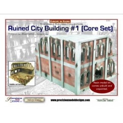 Ruined City Building 1 (Core Set)