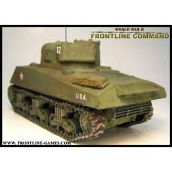M4A3 (75mm) W Sherman Tank