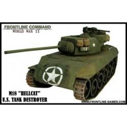 """M18 Hellcat"""" U.S. Tank Destroyer w/76mm gun"""""""