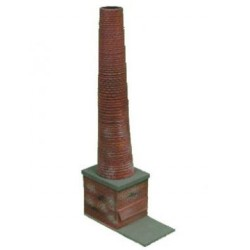 Factory Large Bricked Furnace (Complete)