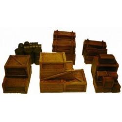 Factory Crates & Barrels