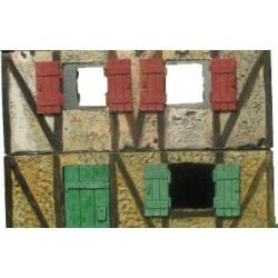 Half Timbered Village Building Extra Floor kit